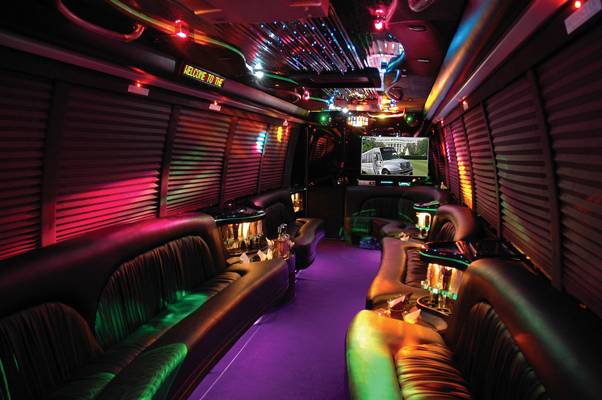 Benefits of party bus for your next event